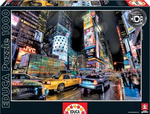 EDUCA Times Square, New York 1000 dílků