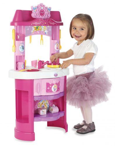 SMOBY kuchyňka Disney Princezny s hodinami + doplňky cena od 0 Kč