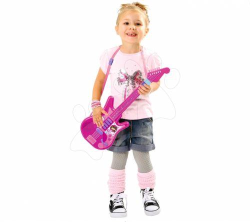 SMOBY Violetta elektronická kytara cena od 669 Kč