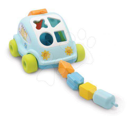 SMOBY auto Brouček Cotoons s kostkami