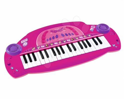 SMOBY Violetta elektronické piano cena od 1308 Kč