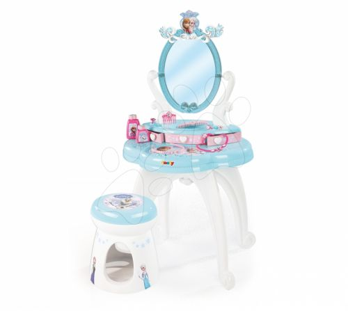 SMOBY kosmetický stolek Frozen se židličkou 2v1