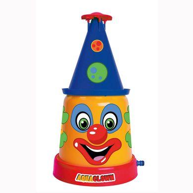 BIG Stříkací vodní klaun