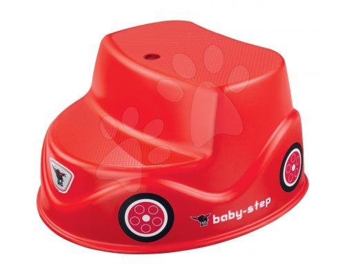 BIG Dětské schůdky ve tvaru autíčka
