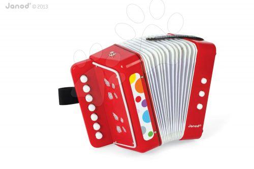JANOD CONFETTI ACCORDION harmonika se zvukem cena od 939 Kč