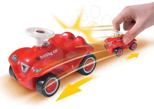 BIG New Mini Bobby autíčko na natahování cena od 67 Kč