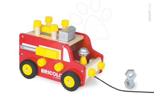 JANOD Redmaster Bricolo Truck s doplňky cena od 919 Kč