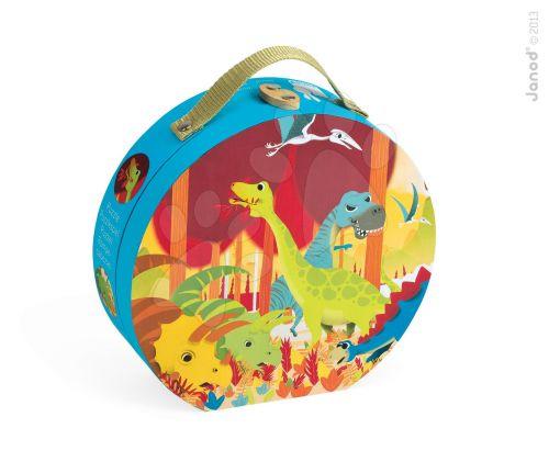 JANOD HAT BOXED PUZZLE DINOSAURS 24 dílků cena od 399 Kč