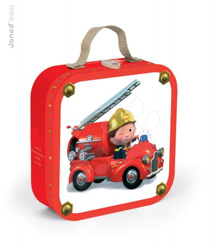 JANOD LEON'S TRUCK v kufříku 6-9-12-16 dílků cena od 489 Kč