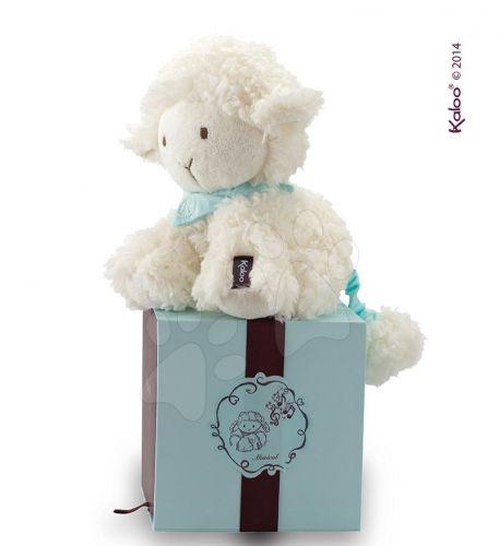 KALOO Les Amis-Vanille Lamb zpívající plyšová ovečka