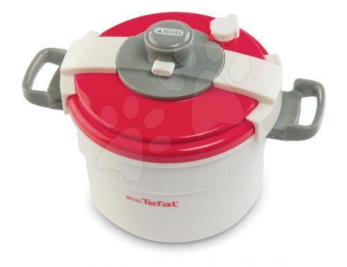 SMOBY TEFAL Clipso hrnec s červenou poklicí cena od 156 Kč