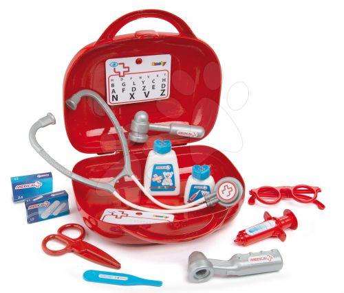 SMOBY Lékařský kufřík s doplňky