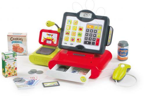 SMOBY Elektronická pokladna s doplňky