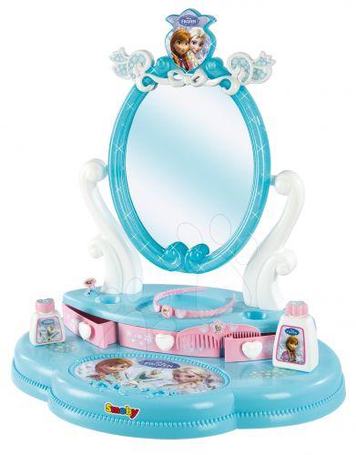 SMOBY Frozen kosmetický stolek s doplňky cena od 799 Kč