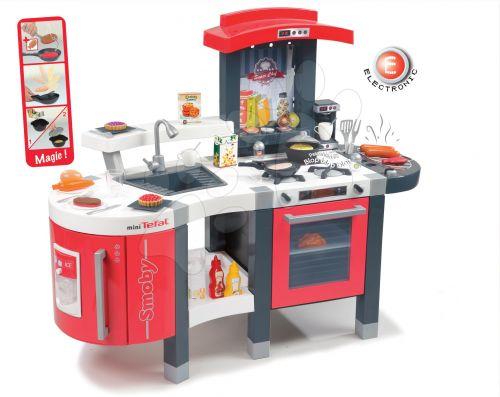 SMOBY Elektronická kuchyňka TEFAL SuperCHEF cena od 2899 Kč