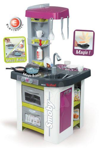 SMOBY TEFAL STUDIO BBQ BUBBLE elektronická kuchyňka cena od 1610 Kč