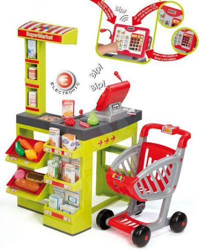 SMOBY SuperMarket obchod s potravinami