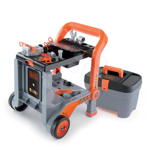 XXL obrazek SMOBY BLACK+DECKER Devil Workmate 3v1