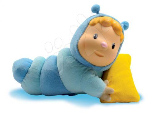 SMOBY Cotoons svítící panenka s polštářkem cena od 675 Kč