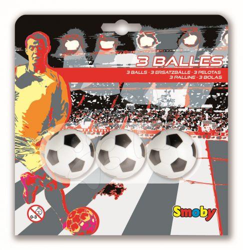 SMOBY Fotbalové míče plastové 3 ks cena od 135 Kč