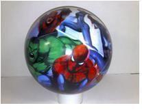Unice Míč Superheroes Marvel Man 230 mm