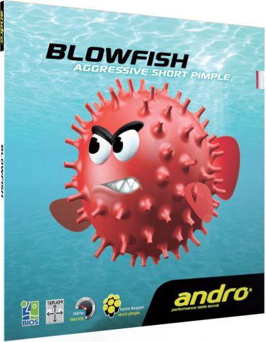 Andro Blowfish potah