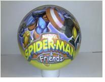 Unice Míč Spiderman 230 mm