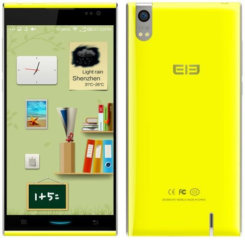 Elephone P10 cena od 3333 Kč