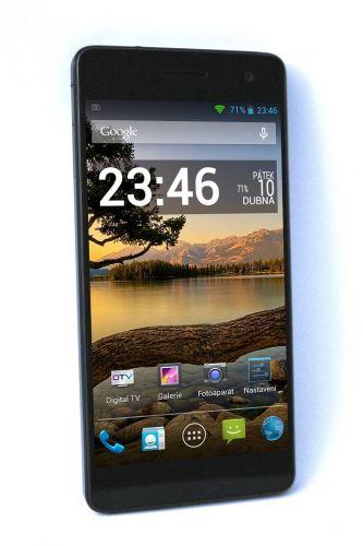 i-Mobile IQX OKU cena od 4583 Kč