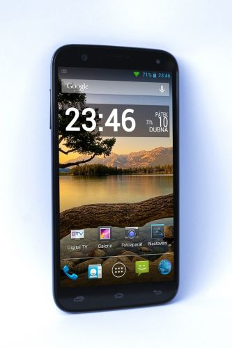 i-Mobile IQ 6.8 cena od 4442 Kč