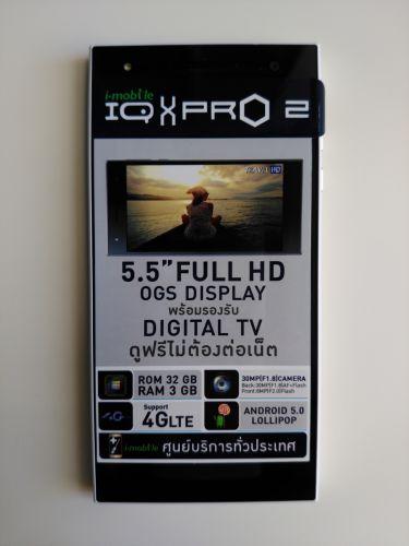 i-Mobile IQ XPRO 2 cena od 5833 Kč