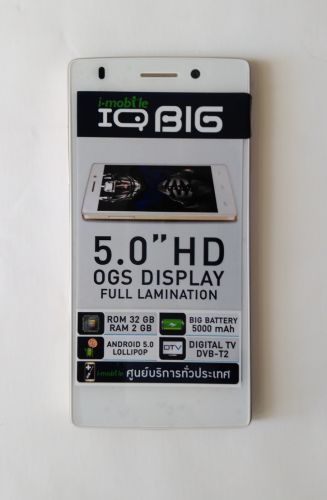 i-Mobile IQ BIG cena od 4166 Kč