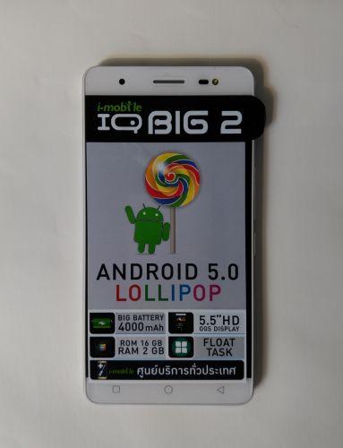 i-Mobile IQ BIG 2 cena od 3666 Kč