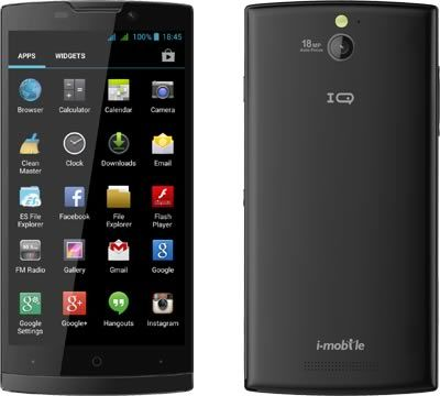 i-Mobile IQ 6.3 cena od 3336 Kč