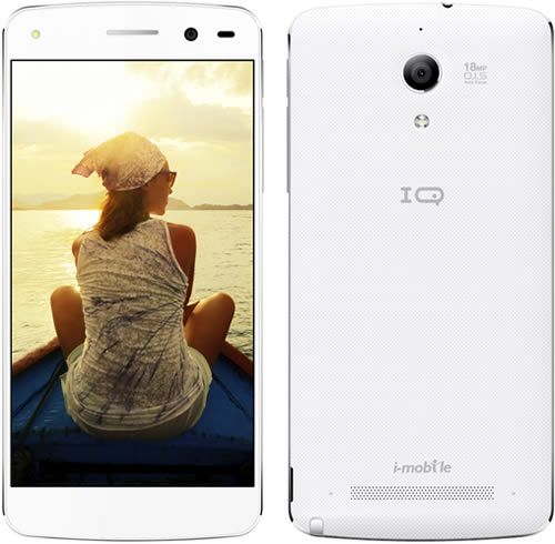 i-Mobile IQX OZZY cena od 6420 Kč