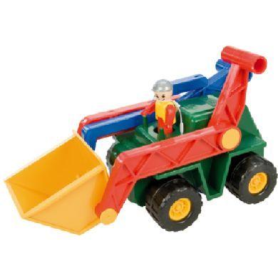 LENA Velký nákladní auto s lopatou cena od 455 Kč