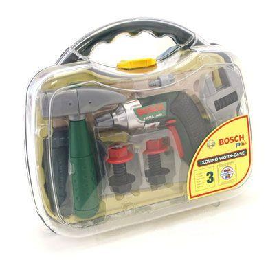 KLEIN BOSCH Mini pracovní kufřík s Ixolino cena od 554 Kč