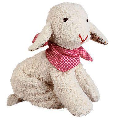 KÄTHE KRUSE Plyšová ovečka na mazlení cena od 865 Kč