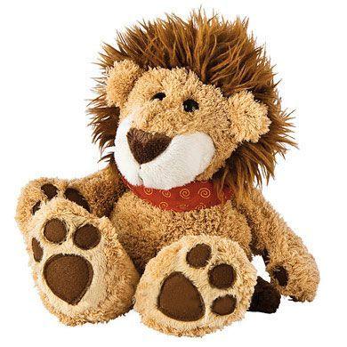 SIGIKID Lev malý Sylvester Savana 28 cm cena od 456 Kč