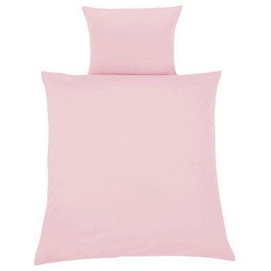 Zöllner Růžové bavlněné ložní prádlo