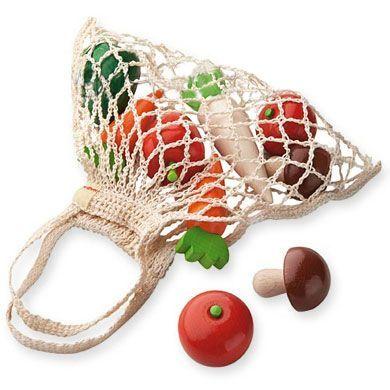HABA Nákupní sítka zeleniny cena od 370 Kč