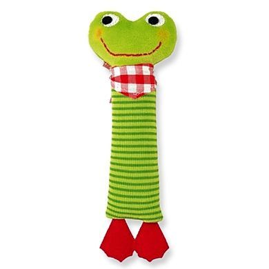 KÄTHE KRUSE Pískle chrastítko žába