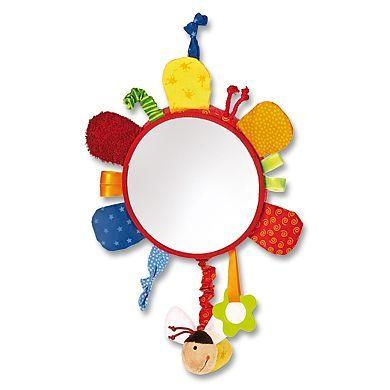 SIGIKID Zrcadlová květina 40120 cena od 0 Kč