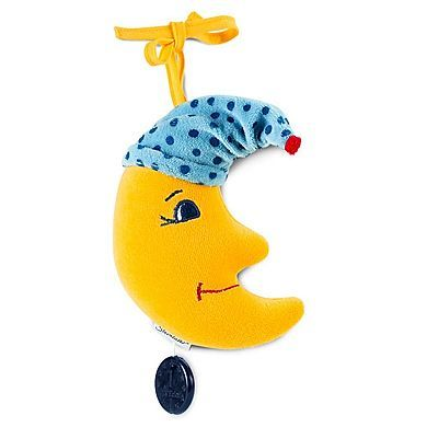 STERNTALER Hrací hračka měsíc cena od 0 Kč