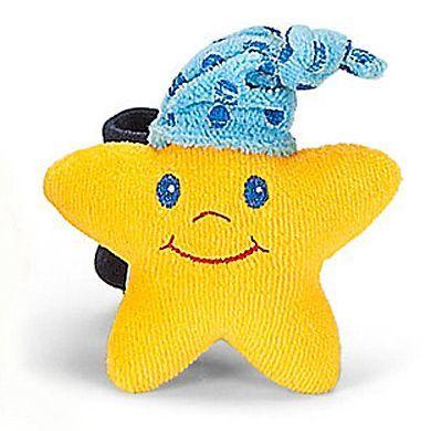 STERNTALER Chrastítko na ruku hvězda