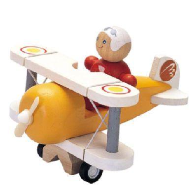 Plan toys Dvojplošník cena od 255 Kč