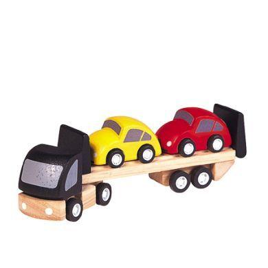 Plantoys Autotransportér s 2 auty cena od 407 Kč