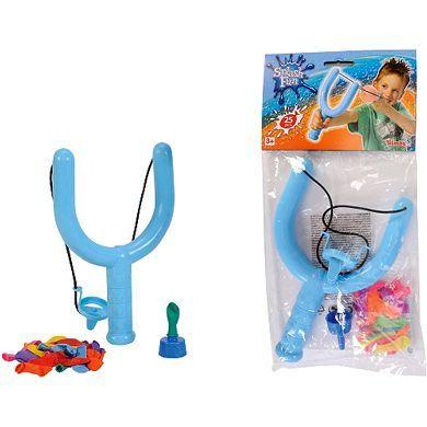 Simba Splash Fun vodní balónky s prakem cena od 0 Kč
