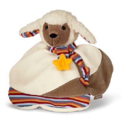 STERNTALER Šátek na mazlení S ovce Stanley
