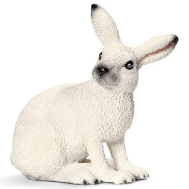 SCHLEICH Zajíc bílý cena od 80 Kč